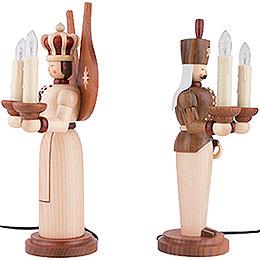 Engel und Bergmann elektrisch - 27 cm