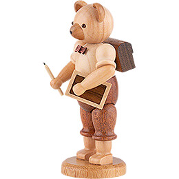 Bear School Boy - 10 cm / 4 inch