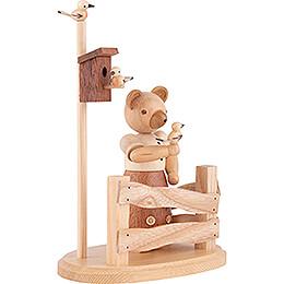 Bear Woman - 13 cm / 5 inch