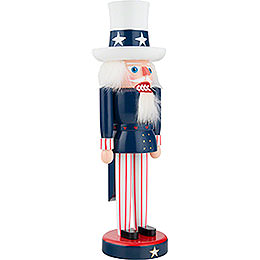 Nutcracker - Uncle Sam - 29 cm / 11 inch