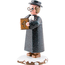 Winter Children Pastor - 8 cm / 3 inch