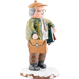 Winter Children Teacher - 8 cm / 3 inch