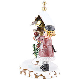 Winter Children Winter Bells - 10 cm / 4 inch