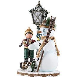 Winter Children My Most Beautiful Snowman - 53cm / 21 inch