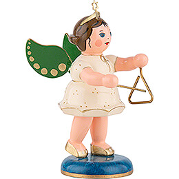 Angel with Triangle - 6,5 cm / 2,5 inch
