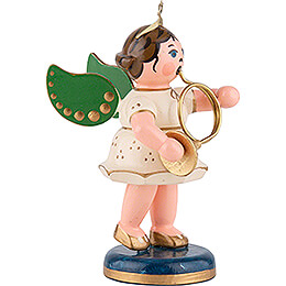 Angel with Horn - 6,5 cm / 2,5 inch