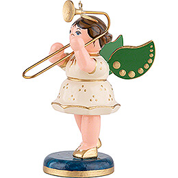 Angel with Trumpet - 6,5 cm / 2,5 inch