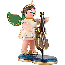 Angel with Cello - 6,5 cm / 2,5 inch