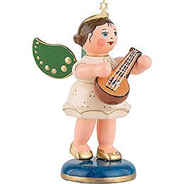 Angel with Mandolin - 6,5 cm / 2,5 inch