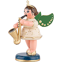 Angel with Saxophone - 6,5 cm / 2,5 inch