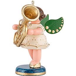 Angel with Tuba - 6,5 cm / 2,5 inch
