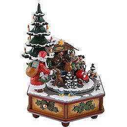 Music Box Christmas - 22 cm / 9 inch