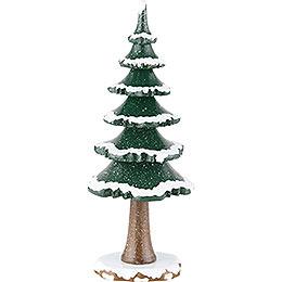 Winter Children Big Tree - 19 cm / 7,5 inch