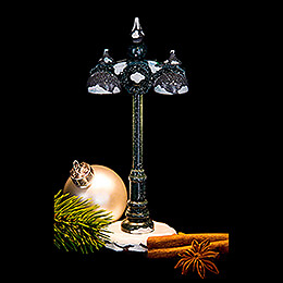 Winter Children Electric Lamp - 15 cm / 6 inch