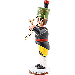 Winterkinder Bergmann Posaune - 9 cm