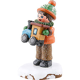 Winter Children Paulchen`s X-Mas Wish - 5 cm / 2 inch