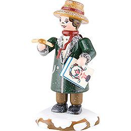 Winter Children Dad Goes Shopping - 8 cm / 3 inch