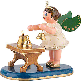 Angel with Bells - 6,5 cm / 2,5 inch