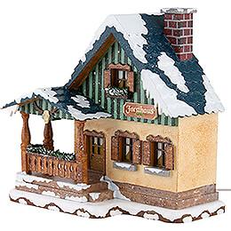 Winterhaus Forsthaus - 15 cm