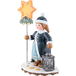 Winter Children Snow Child - 53 cm / 21 inch
