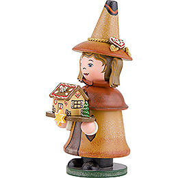 Smoker - Gnome Gingerbread House - 14 cm / 5.5 inch