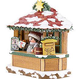 Winter Children Christmas Post Office - 10 cm / 3.9 inch