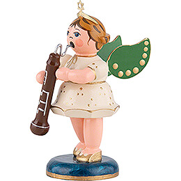 Angel with Alto Oboe - 6,5 cm / 2.5 inch