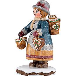 Winter Children Gingerbread Baker - 7 cm / 2.8 inch