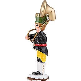 Winterkinder Bergmann Sousaphon - 9 cm