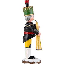 Winterkinder Bergmann Russisches Horn - 9 cm