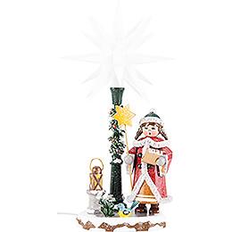Winter Children Herrnhuth Carol Singers - 15 cm / 5.9 inch