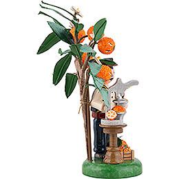 Jahresfigur 2021 Orange - 13 cm