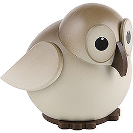 Ball Figure Owl Colored - 6 cm / 2.3 inch