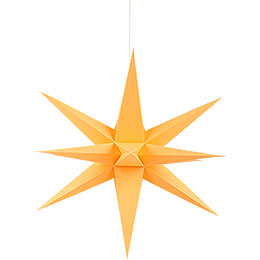 Annaberg Folded Star for Indoor Orange - 35 cm / 13.8 inch