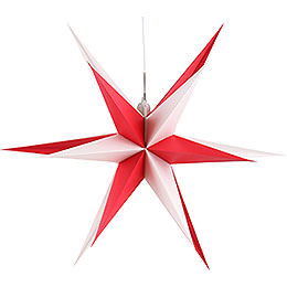 LED-Illumination with Switch for Annaberg Folded Star with 58cm and 70cm Diameter