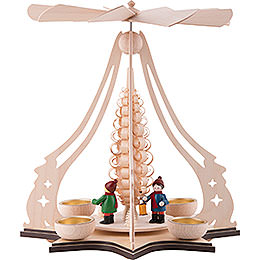 1-Tier Pyramid - Lampion Children - 37 cm / 14.5 inch