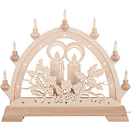 Candle Arch - Candle - 48 cm / 18.9 inch