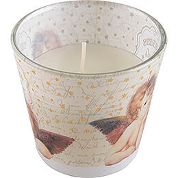 JEKA Scented Candle - Secrets of Raphaels - Christmas Spice - 8,1 cm / 3.2 inch