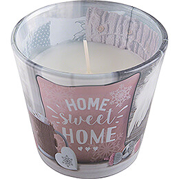 JEKA-Duftkerze - Warm & Cozy Home - Warm Touch - 8,1 cm