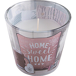 JEKA Scented Candle - Warm & Cozy Home - Cosy Morning - 8,1 cm / 3.2 inch