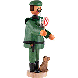 Smoker - Customs Officer - 21 cm / 8.3 inch