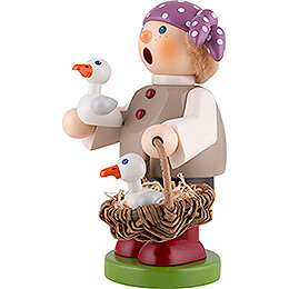 Smoker - Goose Girl - 21 cm / 8.3 inch