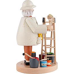 Smoker - Painter - 22 cm / 8.7 inch
