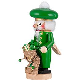 Nussknacker Irischer Weihnachtsmann - 30 cm