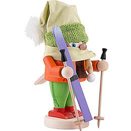 Nussknacker Skifahrer - 25 cm