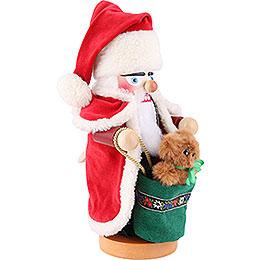 Nussknacker Alpen Weihnachtsmann - 30 cm