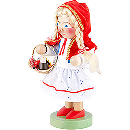 Nutcracker - Litte Red Riding Hood - 30 cm / 11,5 inch