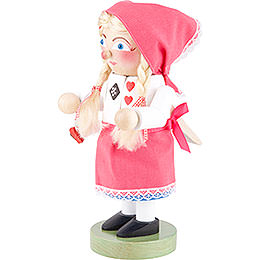 Nutcracker - Chubby Gretel - 26 cm / 10.2 inch