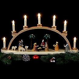 Schwibbogen Christi Geburt - 60 cm