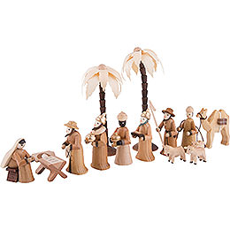 Nativity Set - 14 pcs.